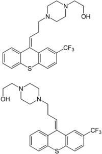 Image illustrative de l'article Flupentixol