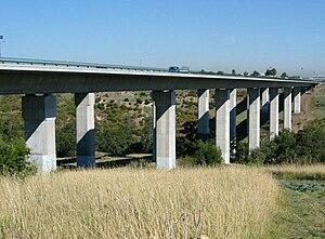 M80 Ring Road, Melbourne - EJ Whitten Bridge