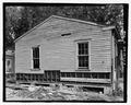 EAST SIDE VIEW - 504-506 East Hall Lane (House), Savannah, Chatham County, GA HABS GA-2375-4.tif