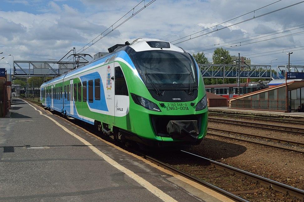 EN63-001, Rzeszów Główny, 2016-05-07