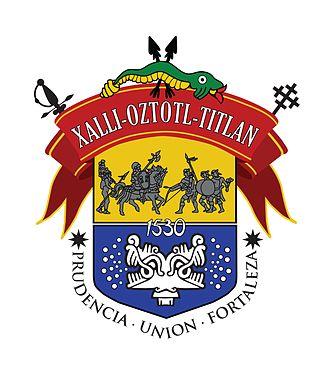 Jalostotitlán - Image: ESCUDO JALOSTOTITLAN