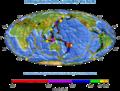 Earthquake distribution 2006.png