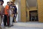 East Baghdad residents line up for police recruitment drive DVIDS62493.jpg