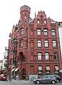 Eckhaus mit schmiedeeiserne Balkone - Hannover-Nordstadt Callinstraße 4-Ecke Rehbockstraße - panoramio.jpg