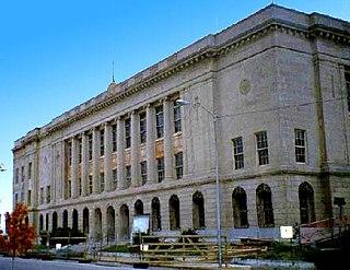 Ed Edmondson United States Courthouse United States historic place