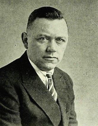 Ed Kelleher - Kelleher from the 1925 Maroon