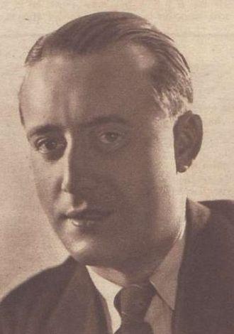 Edgar Neville - Neville in 1936