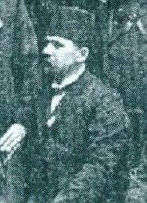 Edhem Mulabdić - Image: Edhem Mulabdic (Gajret choir)