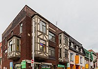Edificio en la Gauchtière 100, Montreal, Canadá, 2017-08-11, DD 45.jpg