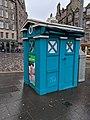 Edinburgh, Grassmarket, Police Box.jpg