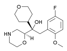 Edivoxetine structure.png