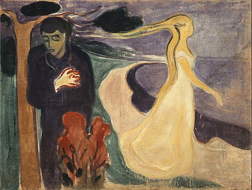 Edvard Munch - Separation - Google Art Project