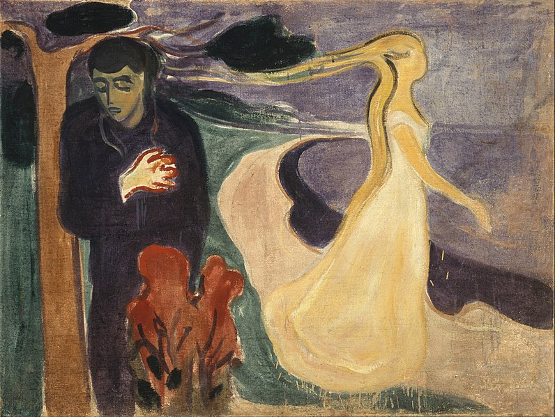 File:Edvard Munch - Separation - Google Art Project.jpg