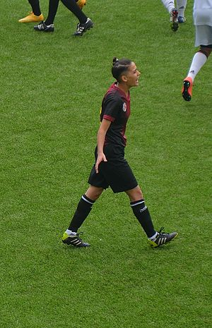 Efsane Nur Düzparmak - Efsane Nur Düzparmak (2016–17 season)