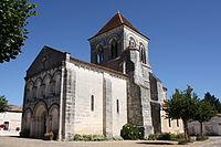 Eglise Saint-Martin de Saint-Martin-de-Coux -17- photo 1.JPG