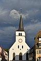 Eglise protestante Saint-Guillaume, rue Saint-Guillaume à Strasbourg.jpg