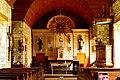Eglise saint-Germain, Trebedan, Côtes d'Armor, maître-autel IMGP1357.jpg