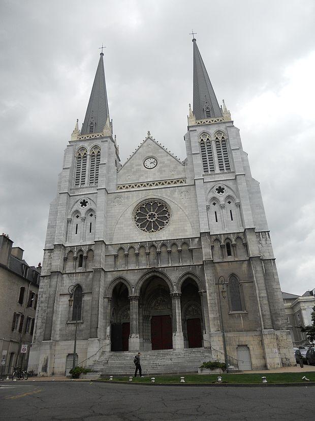 Monument historique à Pau