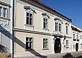 Eisenstadt - Bürgerhaus, Joseph Haydn-Gasse 23.JPG