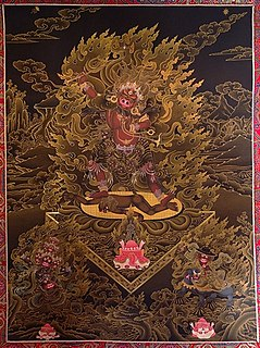 Ekajati One of the three principal protectors of the Nyingma school of Buddhism