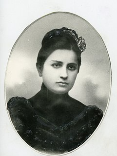 First wife of Josef Stalin