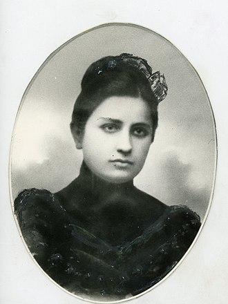 Kato Svanidze - Kato Svanidze (c. 1904)