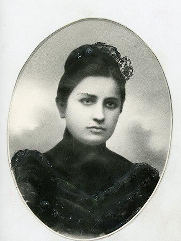 Екатерина Сванидзе— первая жена Сталина