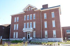 South Arkansas Community College - The Administration Building of South Arkansas Community College in El Dorado, Arkansas
