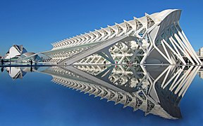 El Museu de les Ciències Príncipe Felipe – Bilim ve Uzay Müzesi