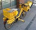 Elektrofahrrad der Deutschen Post in Braunschweig NIK 0078.jpg