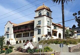 Elizabeth Bard Memorial Hospital United States historic place