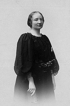 Ellen Key, kabinetsfoto