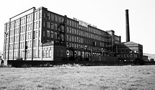Ellenroad Mill cotton mill
