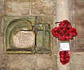 Ely Cathedral - memorials in the south aisle - geograph.org.uk - 2168300.jpg