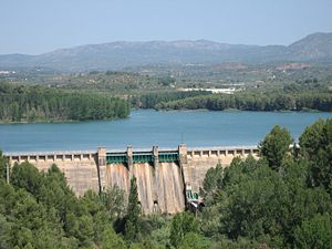 Embalse del Regajo, en Navajas (Castellon).jpg