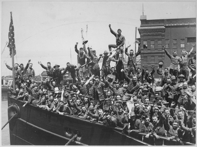 File:Embarked for France. Western Newspaper Union - NARA - 533685.tif