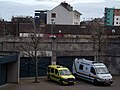 Emergency vehicles, Croke Park.jpg