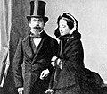 Emperor Napoléon III with Empress Eugénie.jpg