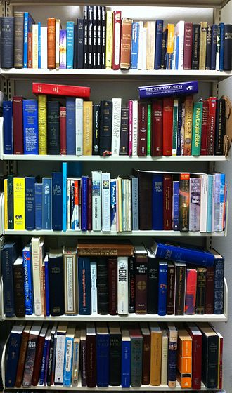 Bible translations into English - English Bible translations