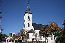 Ennepetal Voerde Evangelische Kirche 01