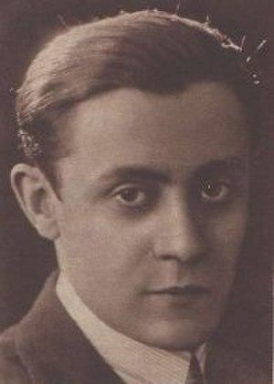 Enrique Jardiel Poncela - Enrique Jardiel Poncela circa 1931