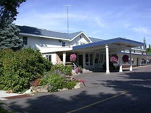 Endeavor Academy - Entrance of Endeavor Academy Wisconsin Dells, Wisconsin