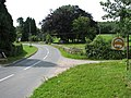 Entrance to Madgett's Farm on the B4228 - geograph.org.uk - 507759.jpg