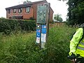 Entrance to the Harland Way from East Park Road, Spofforth, North Yorkshire Flickr 19th June 2020.jpg