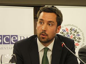 Minister for Housing, Planning and Local Government - Image: Eoghan Murphy