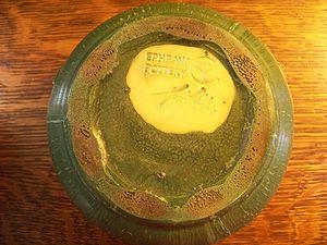 Ephraim Faience Pottery Wikipedia