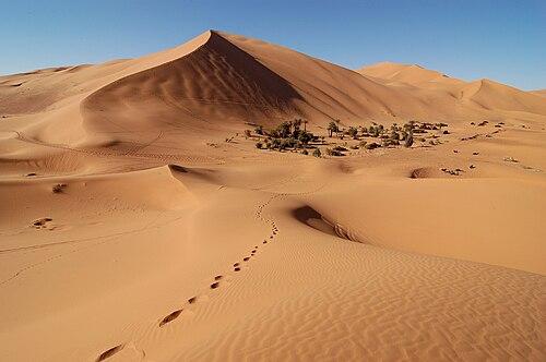 Erg Chebbi Maroc