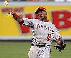 Erick Aybar on July 22, 2011.jpg