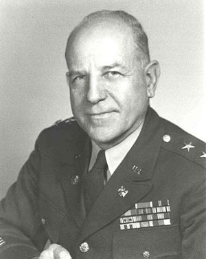 Edgar C. Erickson - Major General Edgar C. Erickson as NGB Chief