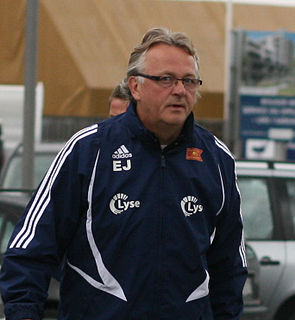 Erik Johannessen (footballer, born 1952) Norwegian footballer